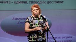 Илияна Йотова: Време е да разберем кой е премиерът, президентът беше безкрайно толерантен