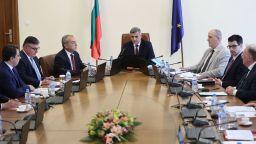 Служебният кабинет одобри актуализацията на бюджета