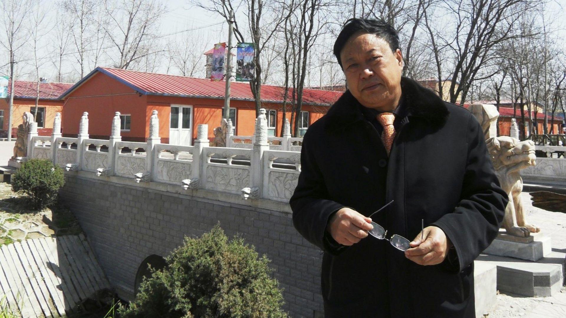 Ето по какви обвинения Пекин вкара в затвора милиардера Сун, благодетел за бедните