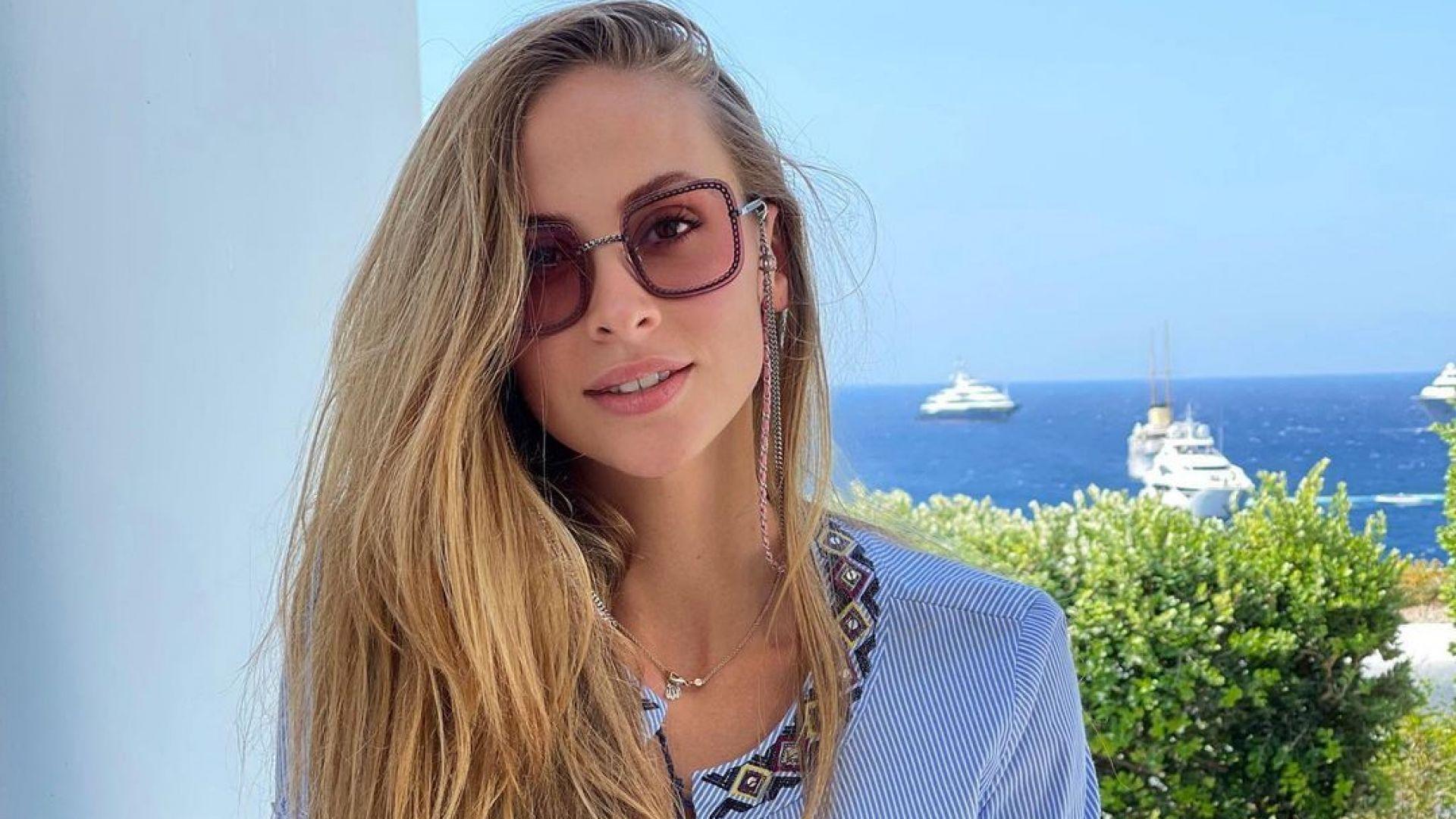 Лолита замина на почивка за Миконос без Григор Димитров