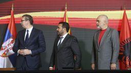 Белград, Скопие и Тирана се съюзиха, за да глътнат 80% от инвестициите за Балканите