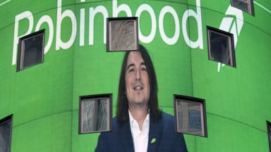 Robinhood дебютира на борсата с $38 за акция, които се свиха до $35