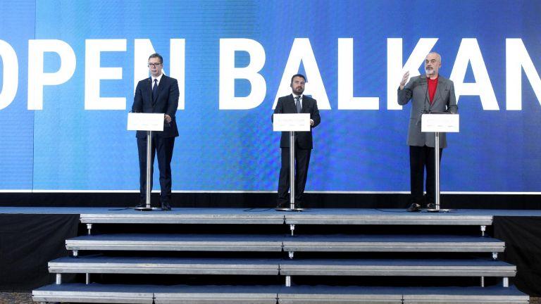 Инициативата е отворена за присъединяване и други страни от региона, заявиха тримата лидери