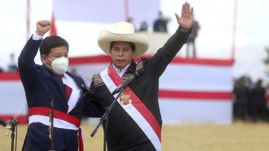 Марксистът Белидо е новият премиер на Перу (видео)