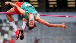 Иванов и Ефтимова не успяха в квалификациите в леката атлетика