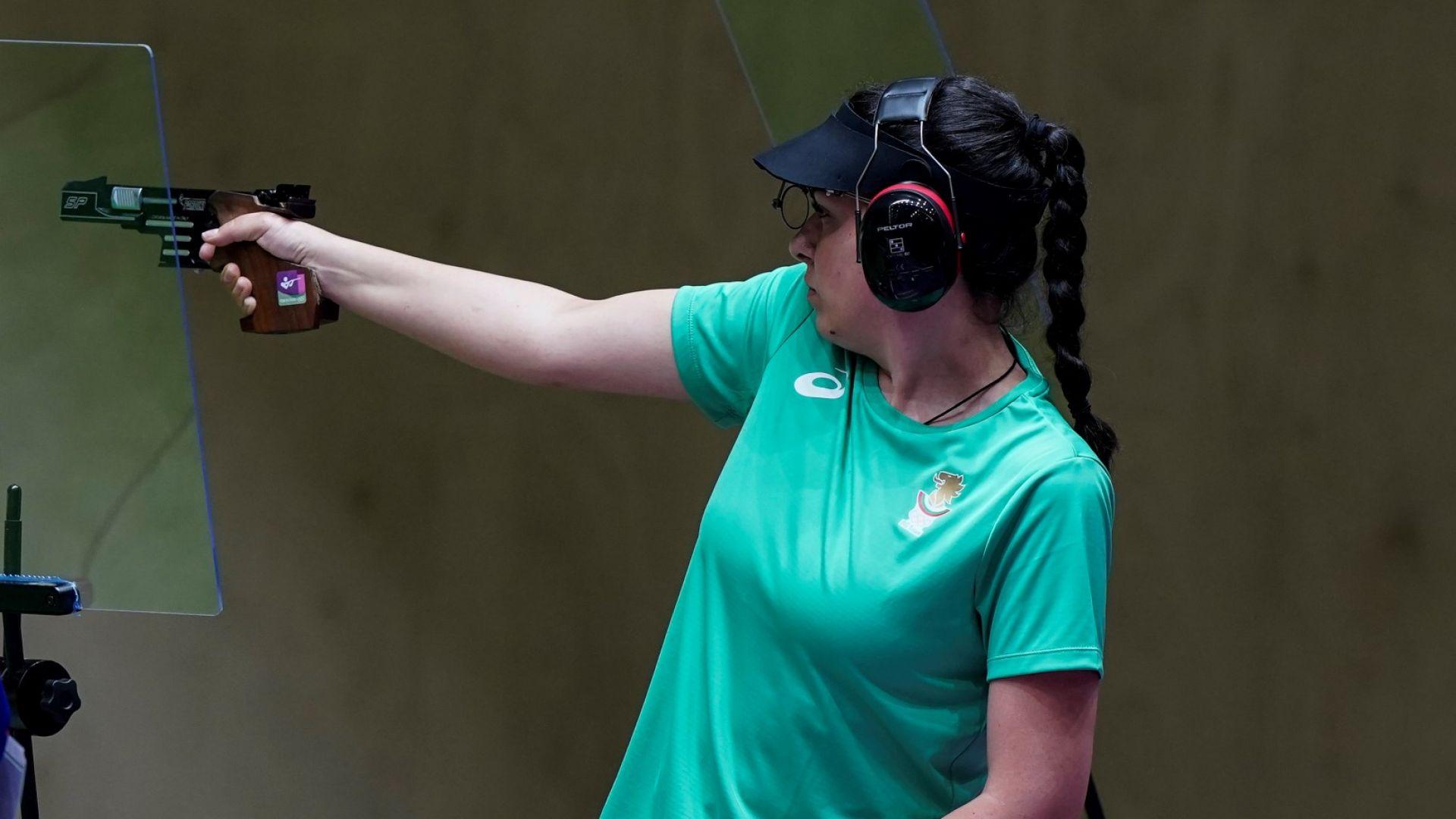 Антоанета Костадинова изпусна медал в инфарктна престрелка с китайка