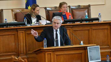 Бойко Рашков призна за миграционен натиск, но това не било само местен проблем