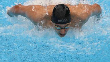 Миладинов не повтори времето си и остана осми в историческия за България финал