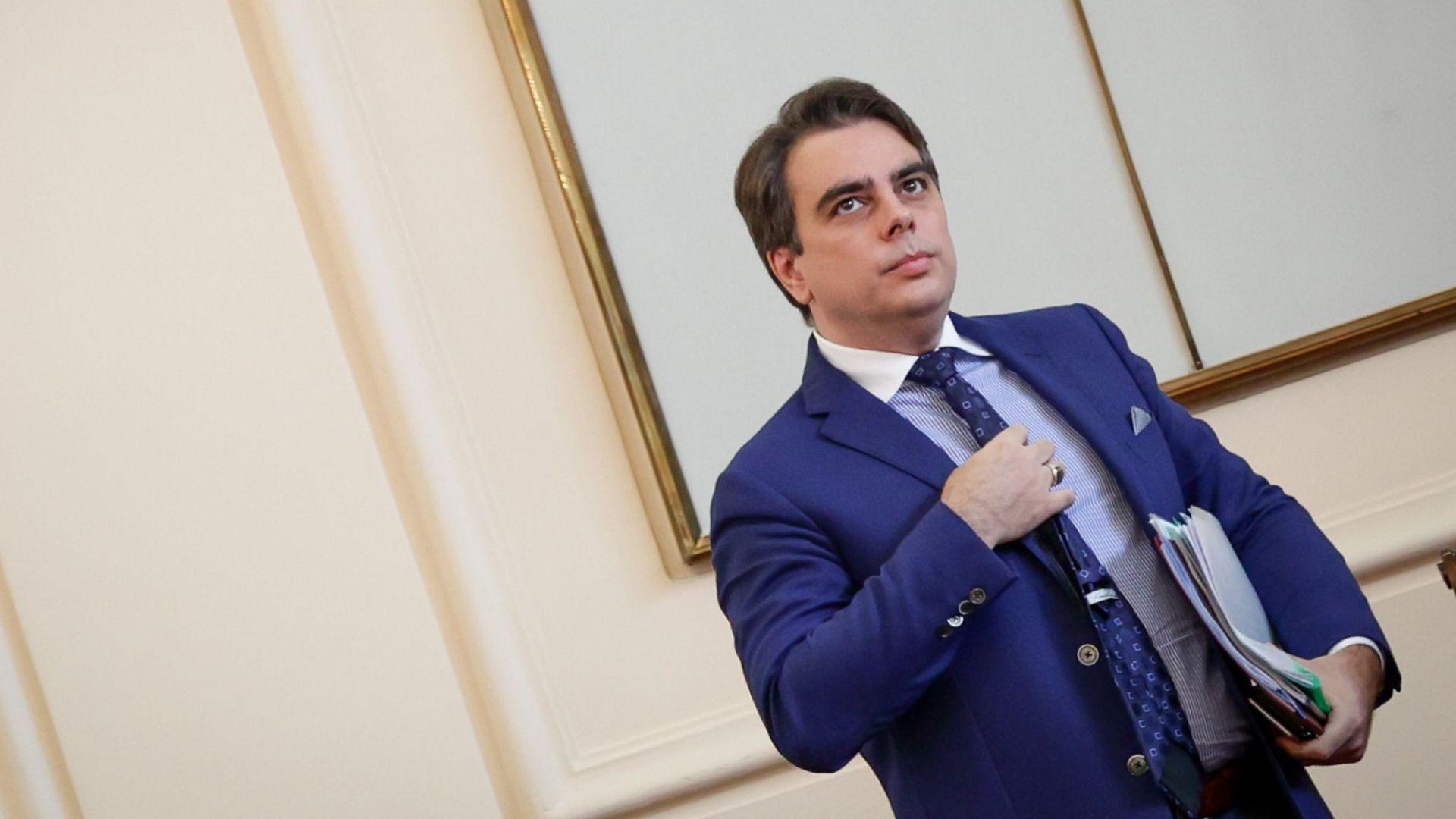 """Асен Василев: Може да има още лица, включени в списъка """"Магнитски"""""""