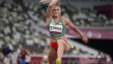 Габриела Петрова не успя да преодолее квалификациите в тройния скок