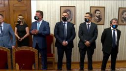 Пламен Николов от ИТН получи мандата (видео)