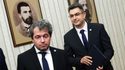 Пламен Николов обяви официално състава на проектокабинета на ИТН