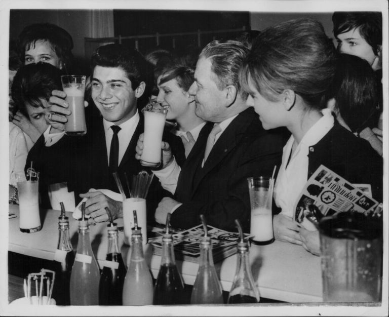 В Копенхаген на 22 февруари 1962 г.