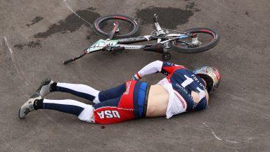 Олимпийски шампион е с мозъчна травма след тежко падане в Токио