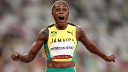 Немислимото се случи! Илейн Томпсън счупи олимпийския рекорд на 100 метра