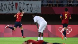 Драма прати Испания на полуфинал в олимпийския футболен турнир
