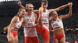 Всички медалисти от осмия ден на Олимпийските игри
