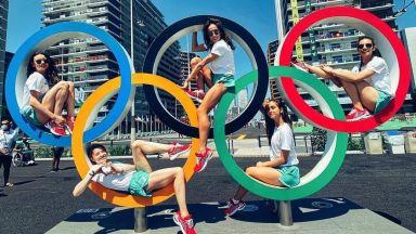 Гимнастичките на България пристигнаха в олимпийското село
