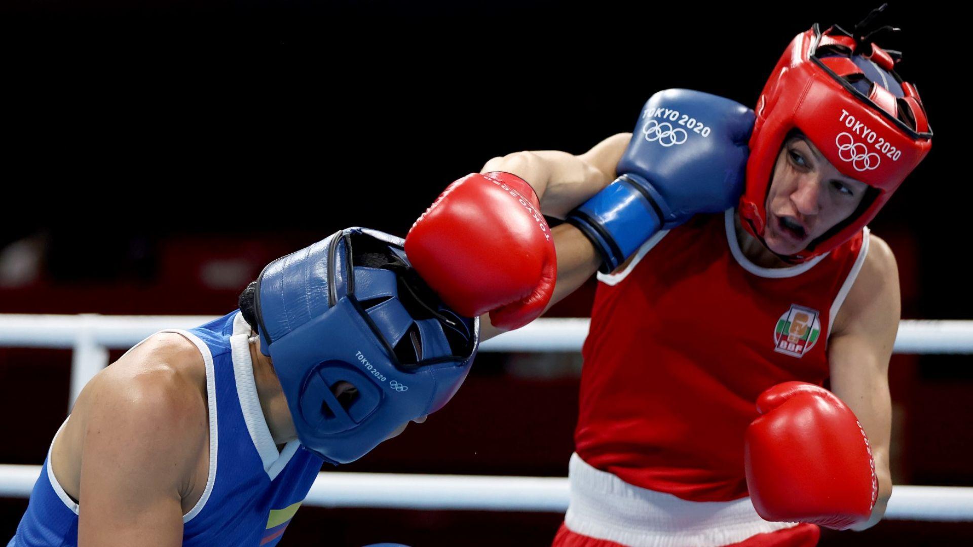 Отлична Стойка Кръстева гарантира втори олимпийски медал за България