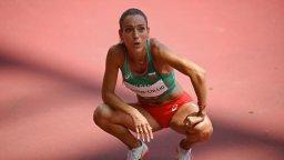 Ивет с най-добро бягане за сезона и сълзи при петото си участие на Олимпиада