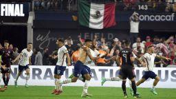 Щатите разплакаха стария враг Мексико в последните секунди