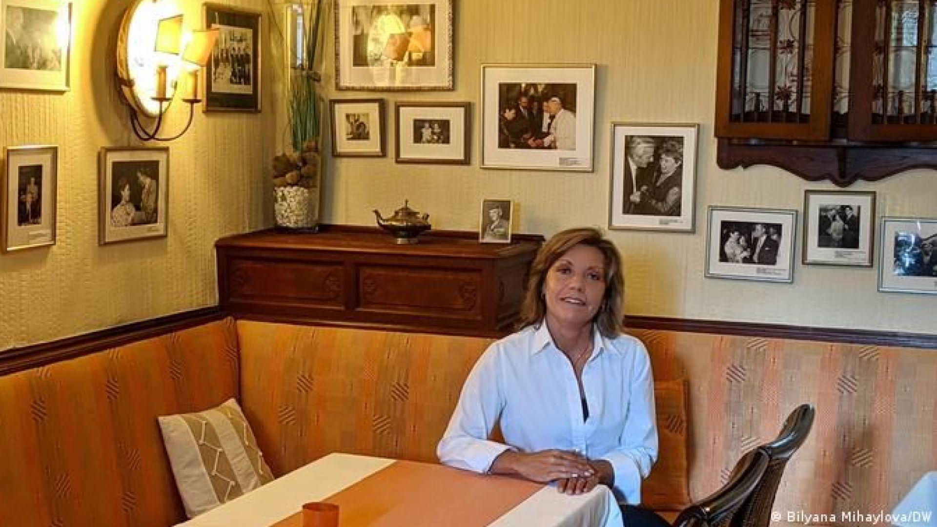 Как една българка стана част от историята на Бон