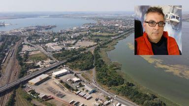 Как с пътния възел на Пристанище Бургас-Запад ставаме Швейцария на Черно море