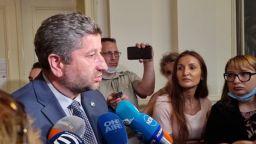 Христо Иванов за новата среща с ИТН: Премиерът не трябва да е бушон, а лидер (видео)