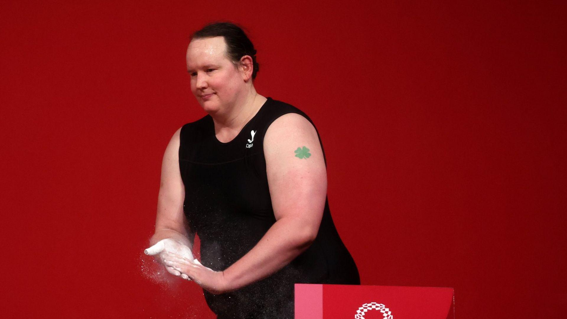 Първият трансджендър в олимпийската история се провали звучно в Токио
