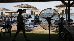 Рекордни жеги в Гърция: Мицотакис призова гражданите да пестят ток