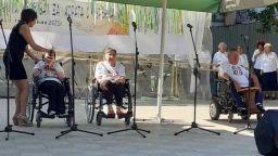 Над 500 участника в XIV Републикански многожанров фестивал на хората с увреждания в Перник