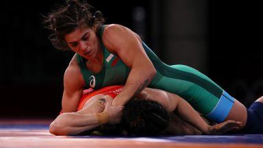 Убедителна Тайбе Юсеин проби до полуфинал и докосва медал