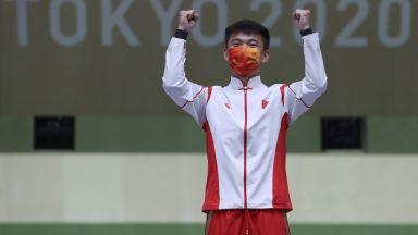 Китай се откъсва на върха в таблицата по медали