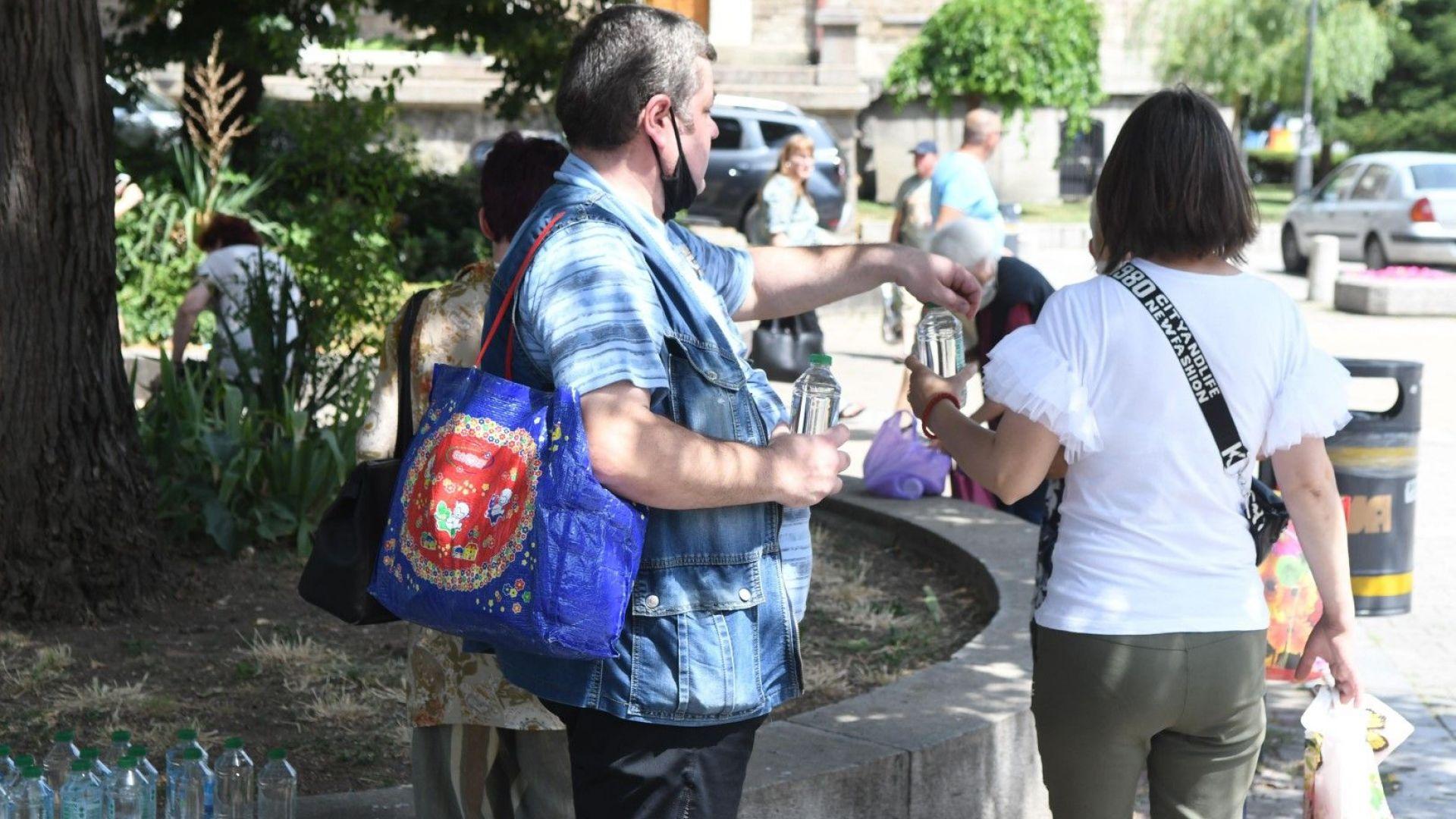 Спешните медици в София получават по 50 сигнала на ден за колабирали в жегите
