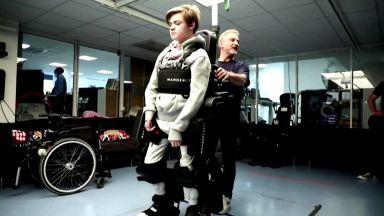 Френско изобретение може да премахне инвалидните колички (видео)
