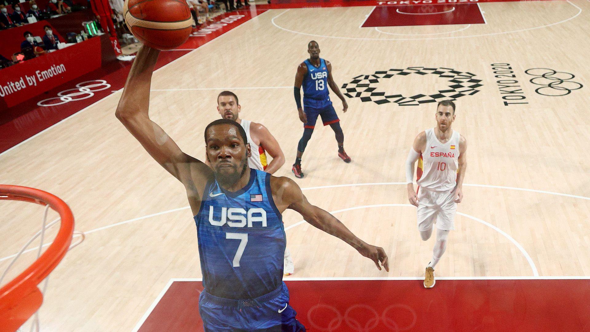 САЩ отне олимпийската мечта на Испания за пети пореден път