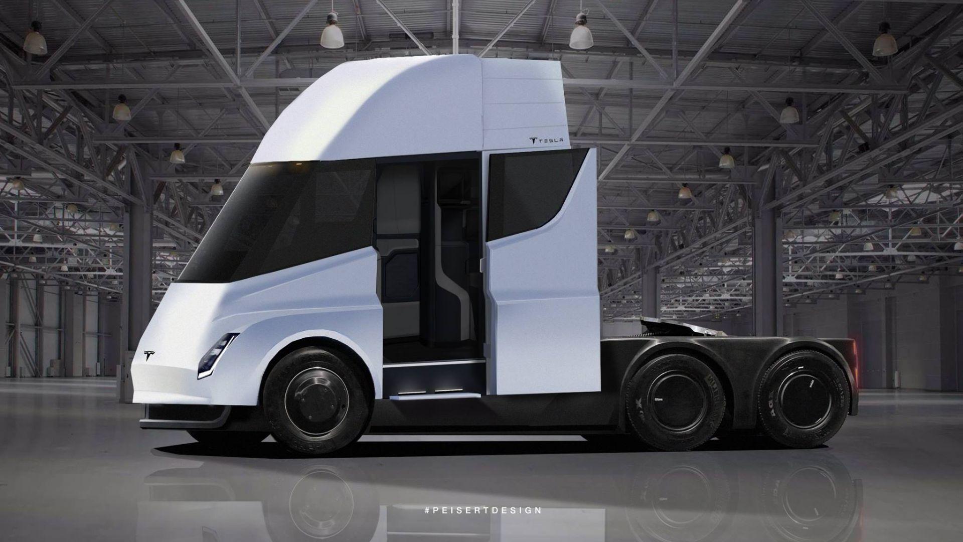 Недостигът на чипове отложи дебюта на електрическия камион на Tesla