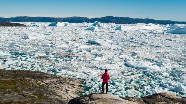 Ново масивно топене на ледовете в Гренландия само за седмица