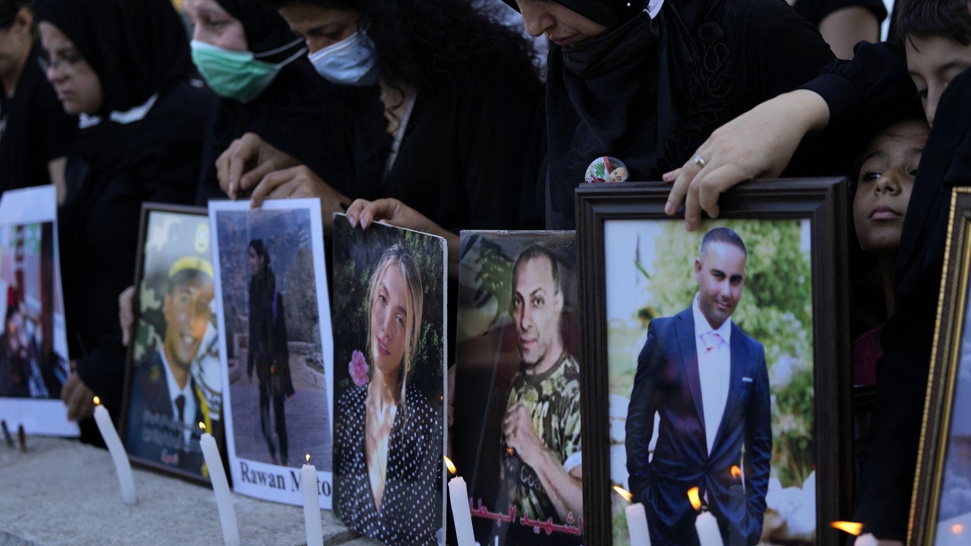 Година след взрива, роднини на загиналите настояват за присъди