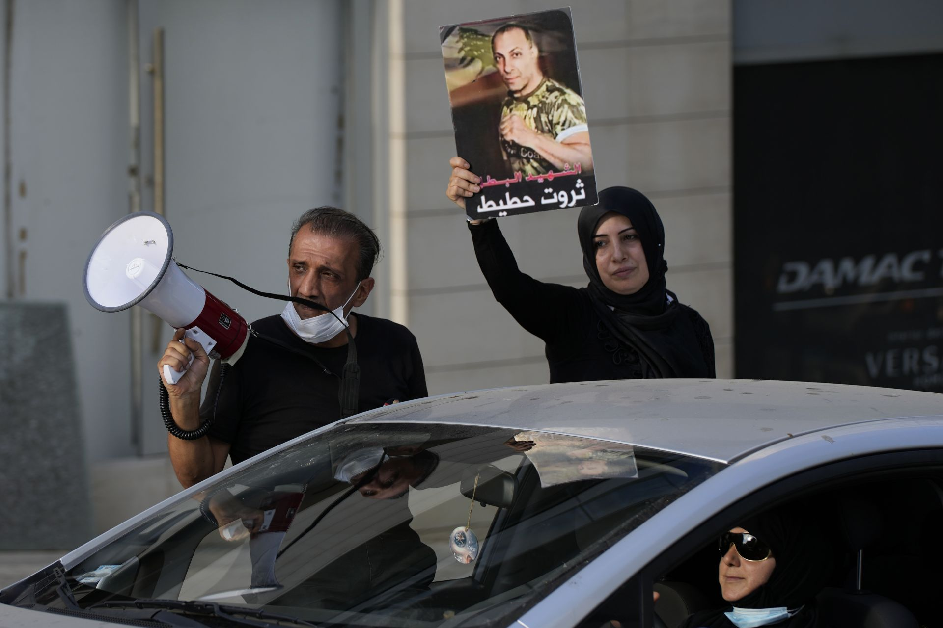 1 г. след адския взрив на пристанището в Бейрут, убил 200 души
