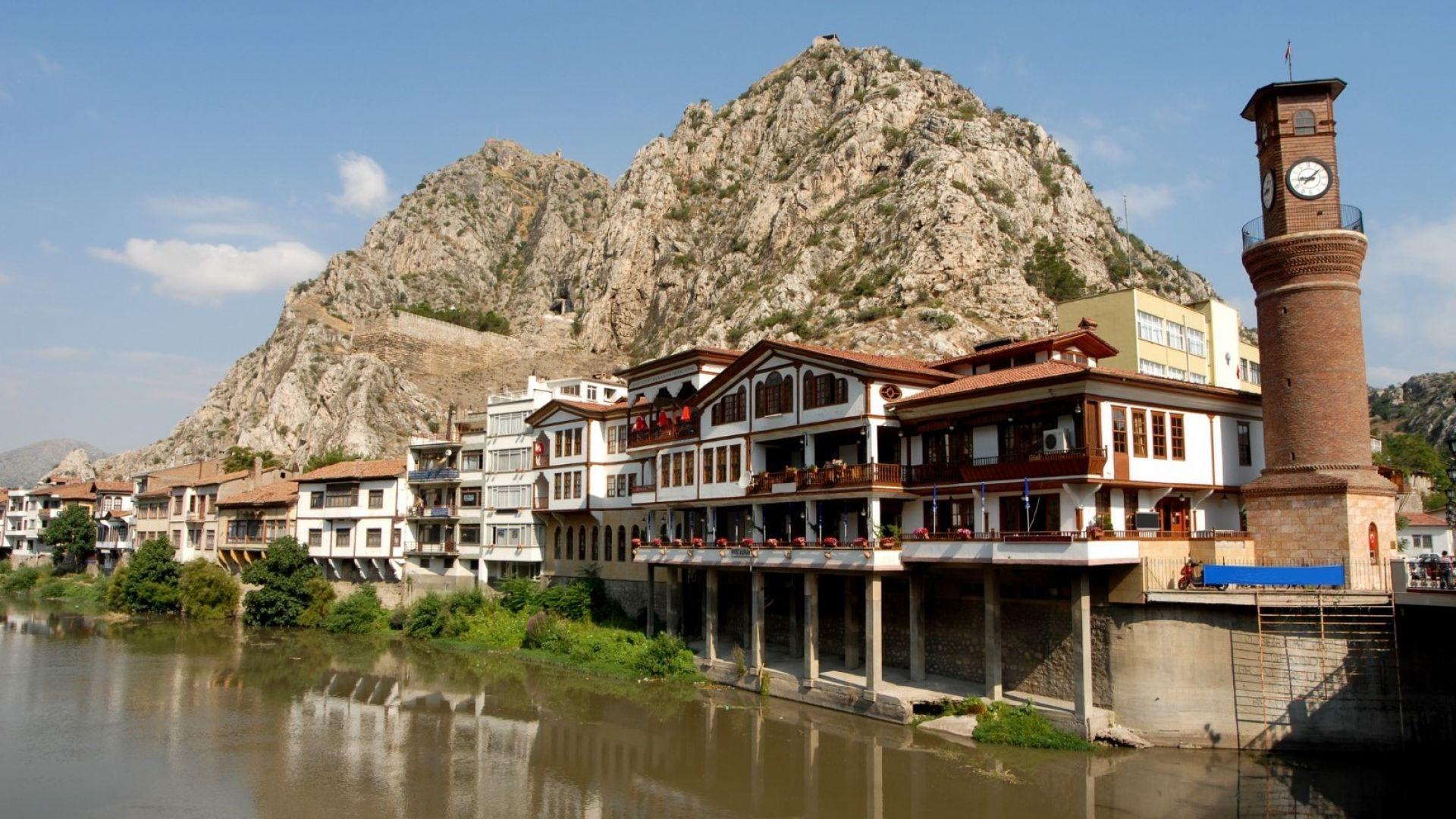 Амася: Приказният град на османските султани (видео)
