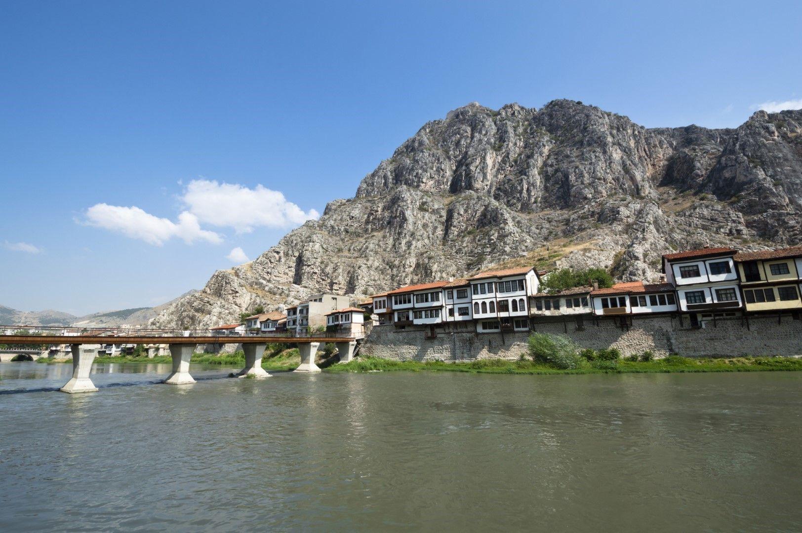 Град Амася, Турция