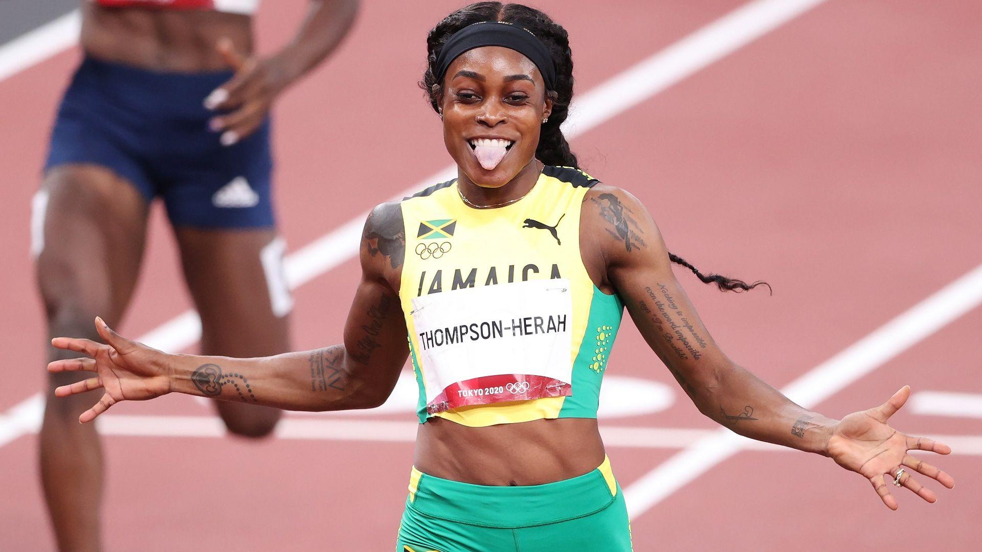 Илейн Томпсън е кралицата на спринта, защити златото и на 200 метра