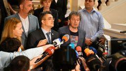 Пламен Николов обяви официално състава на проектокабинета на ИТН (снимки)