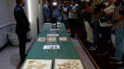 Над 17 000 плячкосани древни артефакти си върна Ирак от САЩ и други страни