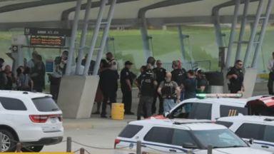 Въоръжен уби полицай и рани няколко души до Пентагона (видео)