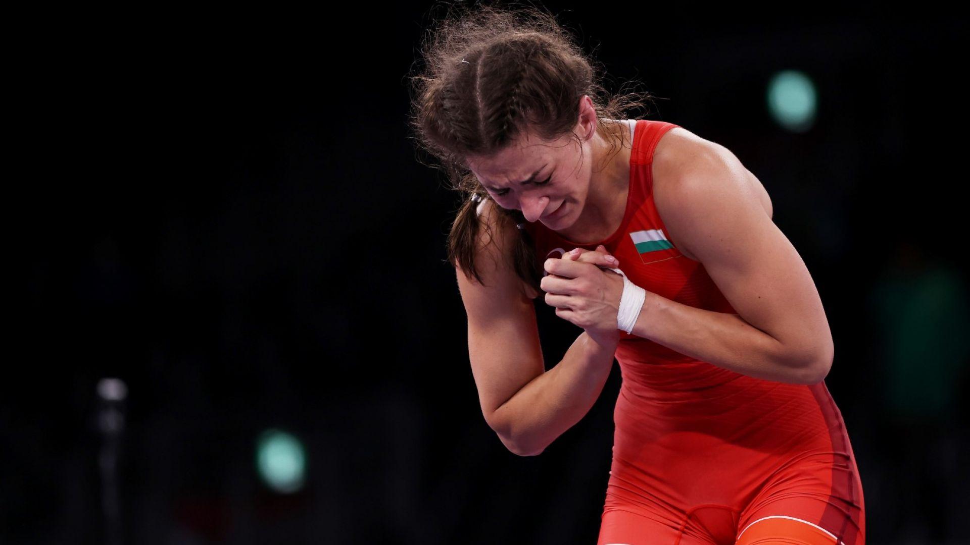 Сълзи за Евелина Николова след победа в луди последни 6 секунди в Токио