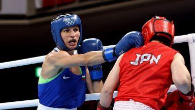 Блестяща Стойка Кръстева! България има боксов олимпийски финал след 25 г.