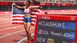 Статистиките от Токио: 22 рекорда, 180 двойни медалисти и доминация на САЩ