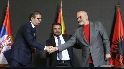 Северна Македония, Сърбия и Албания ще изградят 700 MW обща соларна централа